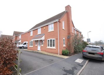 Thumbnail 4 bed detached house for sale in Millbrook Drive, Shawbury, Shrewsbury