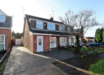 Thumbnail 3 bed semi-detached house for sale in Slade Close, Cowbridge