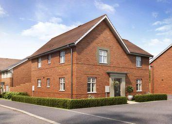 "Thumbnail 4 bed detached house for sale in ""Alderney"" at Marsh Lane, Harlow"