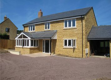 Thumbnail 4 bed detached house for sale in Chantry Lane, Newtown, Beaminster, Dorset