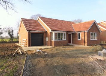 Thumbnail 3 bed detached bungalow for sale in Leatherdale Drive, Stalham, Norwich