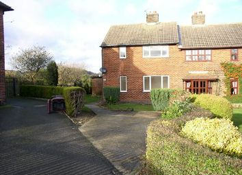 Thumbnail 2 bed semi-detached house for sale in Park Street, Wessington, Alfreton