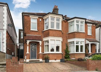 Thumbnail 4 bed semi-detached house for sale in Conway Road, Southgate