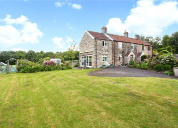 Thumbnail 3 bed semi-detached house for sale in Stowey Cross Cottages, Stowey Bottom, Bristol