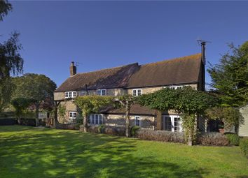 Thumbnail 4 bed detached house for sale in Church Hill, Little Milton, Oxford