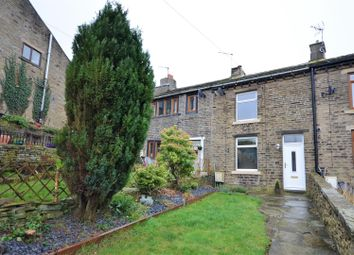 Thumbnail 2 bed terraced house for sale in 26 Clay Pit Lane, Sowood