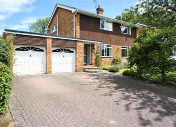 Thumbnail 4 bed detached house for sale in Hazel Close, Oakley, Basingstoke