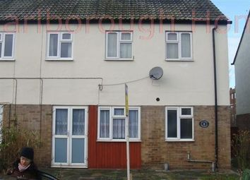 Thumbnail 1 bed flat to rent in Chelmer Crescent, Barking