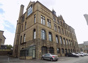 Thumbnail 1 bed flat to rent in Byron Halls, Byron Street, Bradford