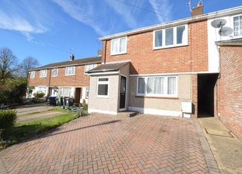 Thumbnail 3 bed semi-detached house to rent in Hancroft Road, Hemel Hempstead