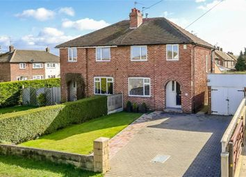 Thumbnail 3 bed semi-detached house for sale in Beech Avenue, Harrogate, North Yorkshire