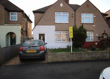 Thumbnail 4 bed semi-detached house for sale in Chatsworth Crescent, Hounslow