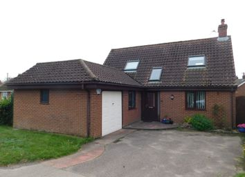 Thumbnail 3 bed detached house for sale in Norwich Road, Barnham Broom, Norwich, Norfolk