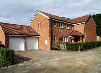 Thumbnail 4 bed detached house for sale in Kings Road, Easterton, Devizes