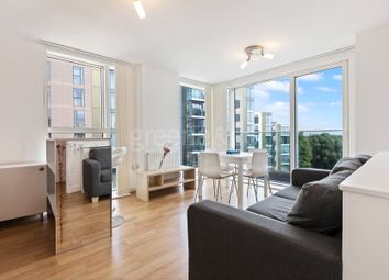 Thumbnail 1 bedroom flat to rent in Parkway Apartments, Goodchild Road, London