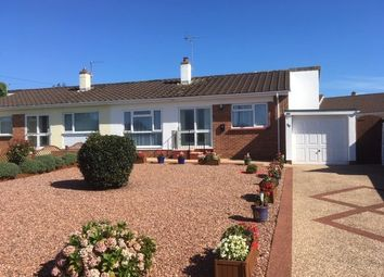 Thumbnail 2 bed semi-detached bungalow for sale in Blindwell Avenue, Kingsteignton, Newton Abbot