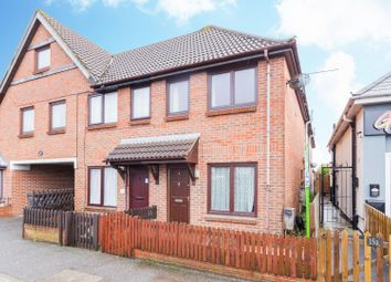 Thumbnail 1 bed end terrace house for sale in Castle Mews, Mill Hill, Deal
