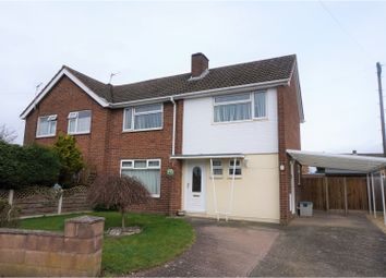 Thumbnail 3 bed semi-detached house for sale in Oxford Road, Telford