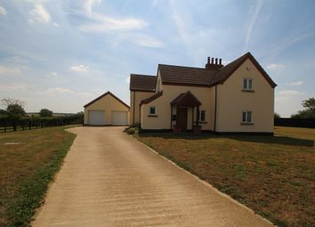 Thumbnail 4 bed detached house to rent in The Pastures, Old Somerby, Grantham