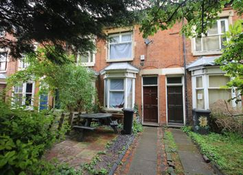 Thumbnail 2 bed terraced house to rent in Gordon Avenue, Highfields LE2, Leicester