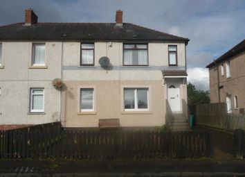 Thumbnail 2 bed flat for sale in Greenhead Road, Wishaw