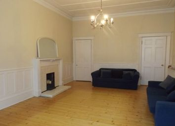 Thumbnail 3 bed flat to rent in Cranworth Street, Glasgow