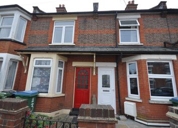 Thumbnail 2 bed terraced house to rent in Stanmore Road, Watford