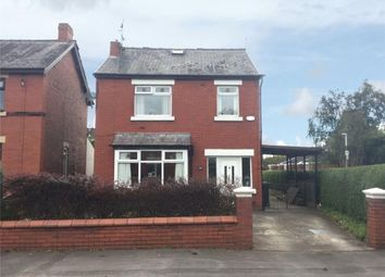 Thumbnail 4 bed detached house for sale in Croston Road, Farington Moss, Leyland