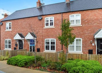 Thumbnail 2 bed terraced house for sale in Village Green Way, Kingswood Parks, Hull