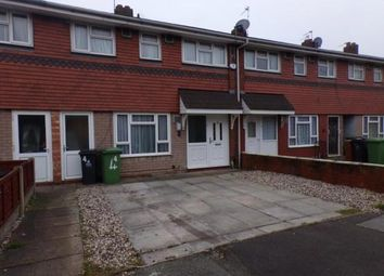 3 bed terraced house for sale in Murdock Way, Walsall, West Midlands WS2