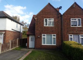 Thumbnail 3 bed semi-detached house for sale in Church Lane, Underwood, Nottingham