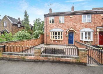 Thumbnail 3 bed end terrace house for sale in Main Street, Burstwick