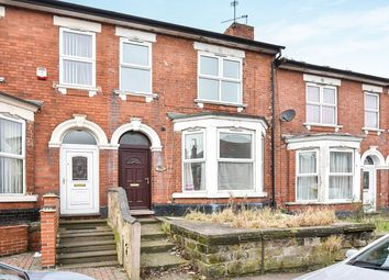Thumbnail 4 bed terraced house for sale in St. Thomas Road, Pear Tree, Derby