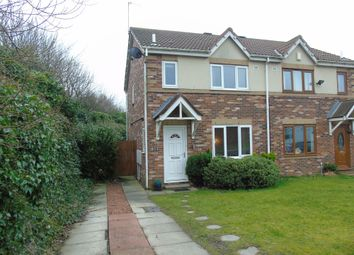 Thumbnail 3 bed semi-detached house for sale in Watch House Close, North Shields