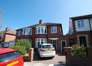 Thumbnail 3 bedroom semi-detached house for sale in Kensington Avenue, Gosforth, Newcastle Upon Tyne