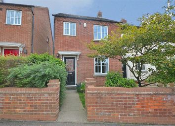 Thumbnail 3 bed end terrace house for sale in Old Forge Drive, West Haddon, Northampton