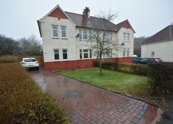 Thumbnail 3 bed semi-detached house for sale in Glen Crescent, Darvel