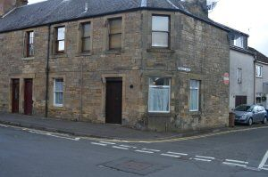 Thumbnail 1 bed flat to rent in Kirkgate Cupar, Fife