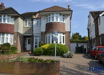 Morton Way, London N14. 4 bed semi-detached house