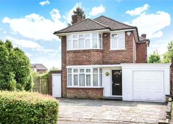 Thumbnail 3 bed detached house for sale in Parsons Crescent, Edgware, Middlesex