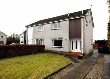 Thumbnail 3 bed semi-detached house for sale in Craigbarnet Avenue, Torrance, Glasgow