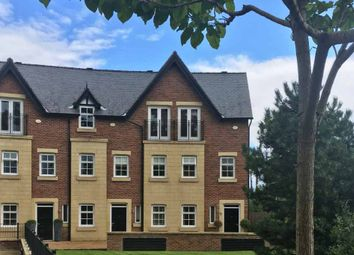 Thumbnail 3 bed town house for sale in Edge View Crescent, Alderley Edge, Cheshire