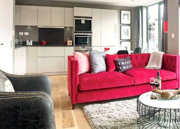 Thumbnail 2 bed flat for sale in Hardy Mansions, Portobello Square, London