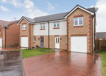 Thumbnail 3 bed semi-detached house for sale in Fenton Place, Lindsayfield, East Kilbride