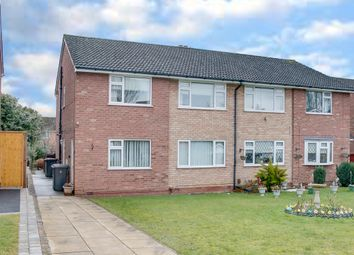 Thumbnail 2 bed maisonette to rent in Malfield Avenue, Webheath, Redditch