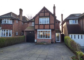 Thumbnail 4 bed detached house for sale in Shakespeare Drive, Shirley, Solihull, West Midlands