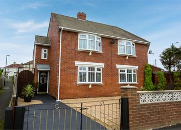 Thumbnail 3 bed semi-detached house for sale in Wensleydale Avenue, Houghton Le Spring, Tyne And Wear