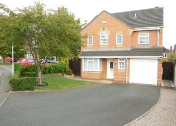 Thumbnail 4 bed detached house for sale in Blackthorn Way, Measham, Derbyshire