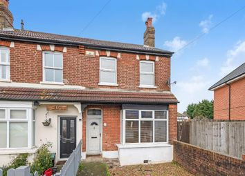 Thumbnail 2 bed end terrace house for sale in Perry Hall Road, Orpington, Kent
