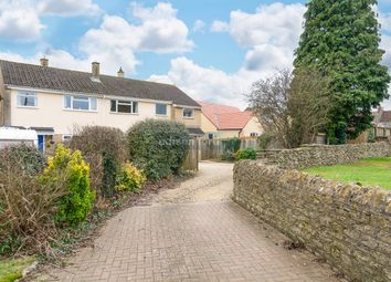 Thumbnail 4 bed semi-detached house for sale in France Lane, Hawkesbury Upton, Badminton